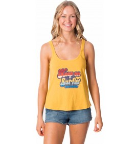 T-Shirt Rip Curl Keep On Surfing Tank