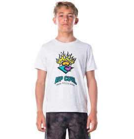 Camisa Rip Curl Surf Stickers