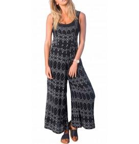 Abito Rip Curl Sari Printed Jumpsuit