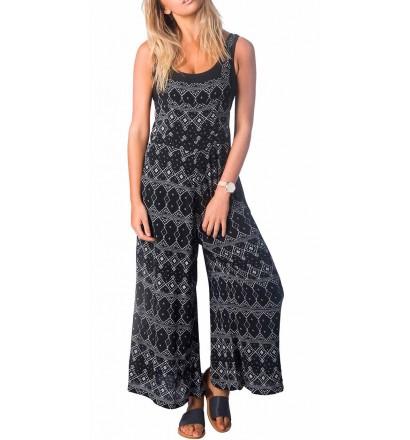 Vestido Rip Curl Sari Printed Jumpsuit