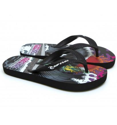 Rip Curl Aloha flip flops