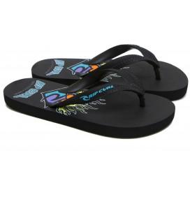 Flip flops Rip Curl Aloha Black