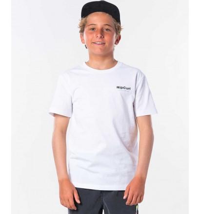 Camiseta Rip Curl OG Glitch