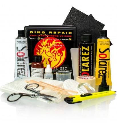 Solarez Pro travel repair kit