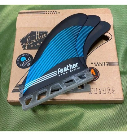 Dérive de surf Feather Fins Single Tab