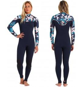 Billabong Furnace Comp Wetsuit CZ Women