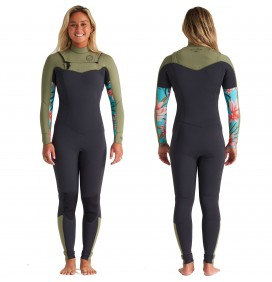 Neopreno Billabong Salty Dayz 4/3mm