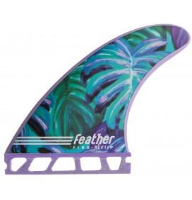 Dérive de surf Feather Fins Maud Le Car Single Tab