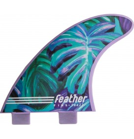 Quilhas surf Feather Fins Maud Le Car