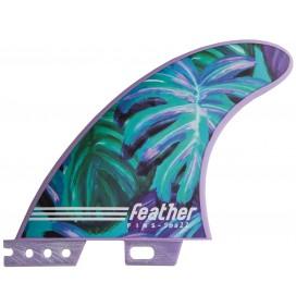 Dérive de surf Feather Fins Maud Le Car Click Tab