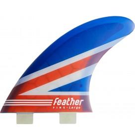 Dérive de surf Feather Fins Stuart Kennedy