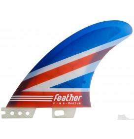 Pinne Feather Fins Stuart Kennedy Click Tab