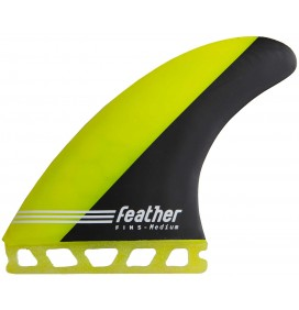 Dérive surf Feather Fins Jonathan Gonzalez Single Tab
