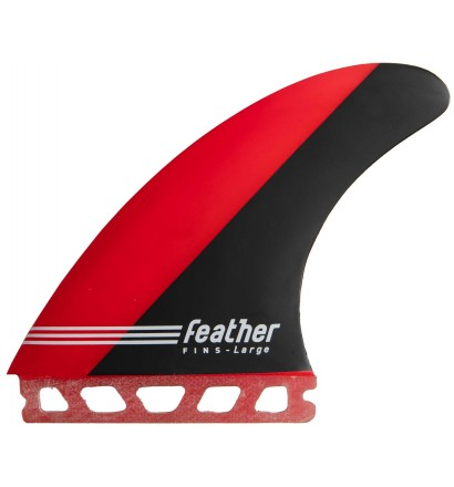 Quilhas surf Feather Fins Jonathan Gonzalez Single Tab