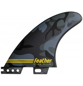 Quilhas surf Feather Fins Joan Duru Click Tab