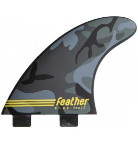 Quilhas surf Feather Fins Joan Duru
