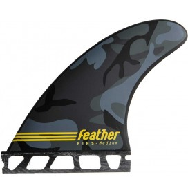 Quilhas surf Feather Fins Joan Duru Single Tab