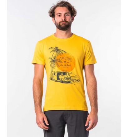 T-Shirt Rip Curl Tuc Tuc
