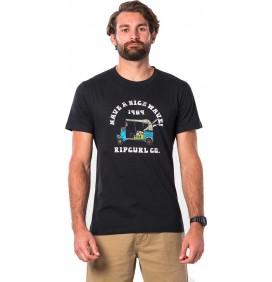 Camiseta Rip Curl Tuc Tuc