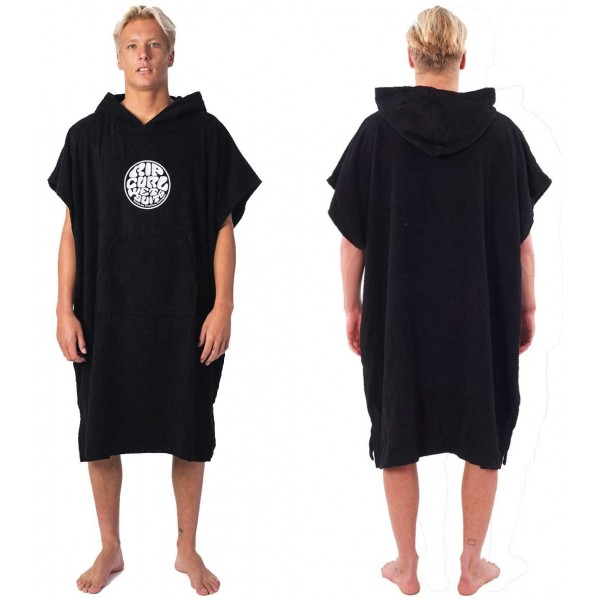 Imagén: Poncho Rip Curl Wet As Hooded