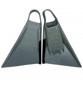 Palmes de Bodyboard Viper Delta 2.0 Gris/Noir