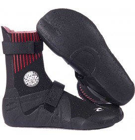 Rip Curl Flashbomb Booties 5mm Round Toe