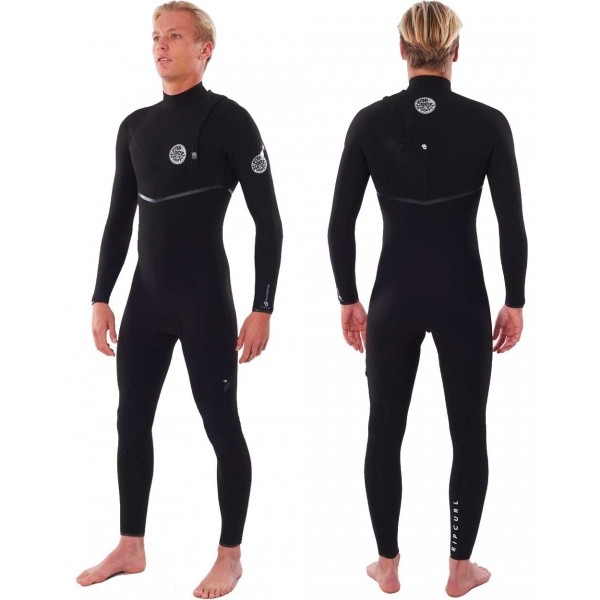 Imagén: Combinaison Rip Curl Flash-Bomb 4/3mm Zip Free