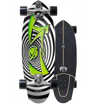Tabla de surfskate Carver Maysim 30,5'' C7