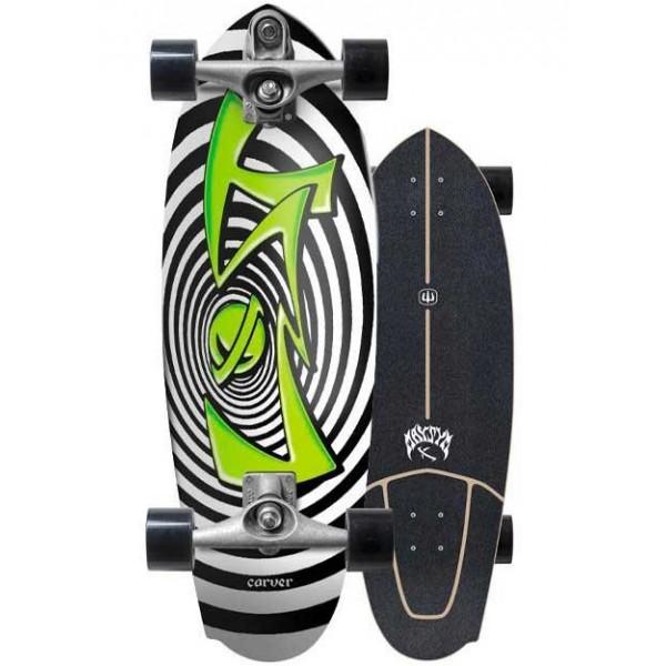 Imagén: surfskate Carver Maysim 30,5