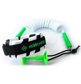 Leash bodyboard Hubboards biceps XL