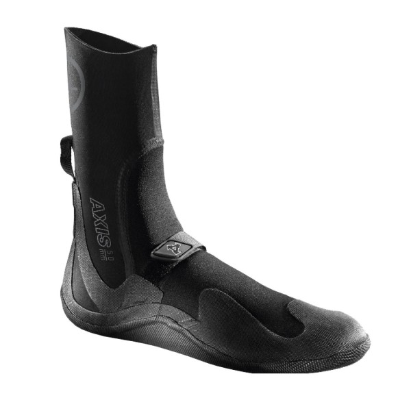Imagén: Chaussons de surf Xcel Axis Round Toe Boot 5mm