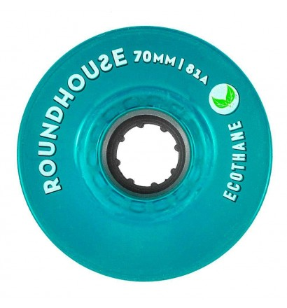 Carver Roundhouse Eco-Concave wheels 70mm