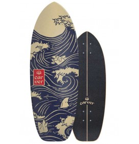 Tabla Surfskate Carver Snapper 28''