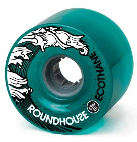 Carver Roundhouse Eco-Mag 65mm Rollen