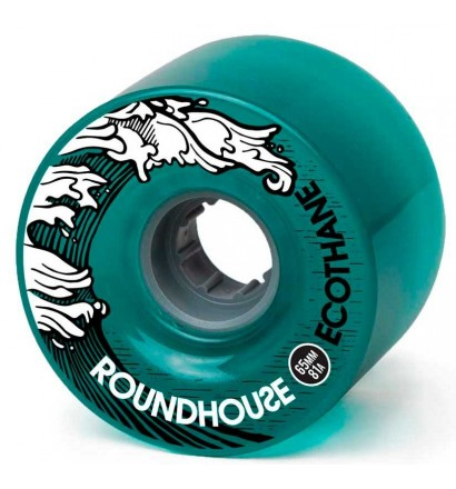 Roues Carver Roundhouse Eco-Mag 65mm