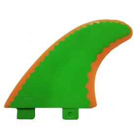 safety fins Logik Quad fin