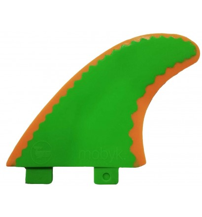 safety fins Mobyk Twin Fin