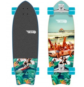 surfskate Long Island Pier 31''