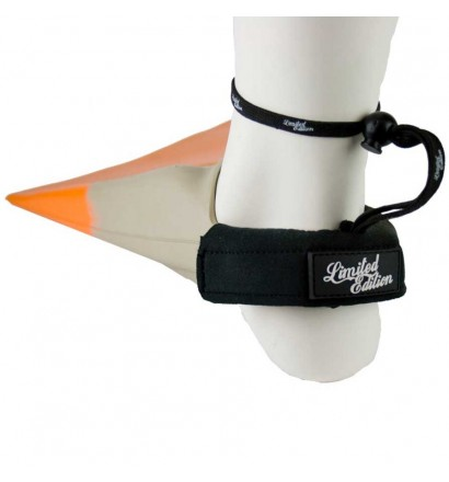 Limited Edition Fin Saver and Heel Protection System