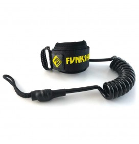 Leash bodyboard Funkshen Single Swivel Wrist