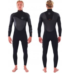 Neopreen Rip Curl Flash-Bom Heatseeker 4/3mm