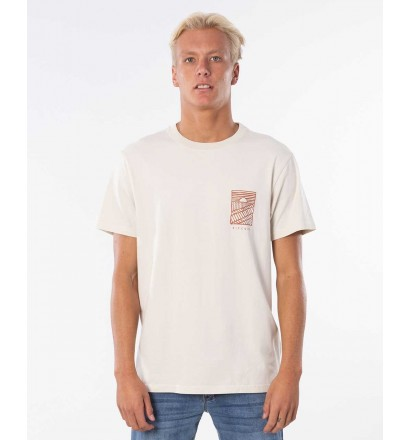 Camiseta Rip Curl Searchers drifte