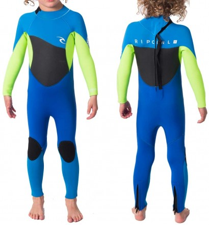 Wetsuit Rip Curl Omega 5/3mm Groms
