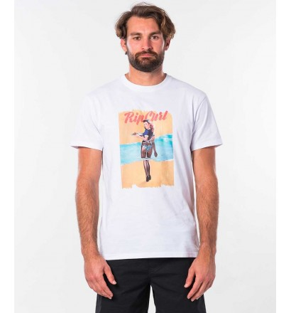 T-Shirt Rip Curl Good Day Bad Day