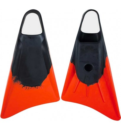 Vinnen bodyboard Stealth S1 Black/Orange