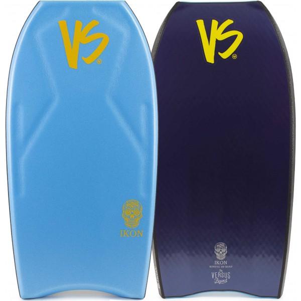 Imagén: Planche de bodyboard VS Ikon Kinetic PP Contour Quad Concave