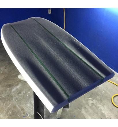 Bodyboard Versus Winchester PFS3 Quad Concave wifly-sender / empfänger