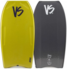bodyboard Versus Dave Winchester Quantum PP ISS