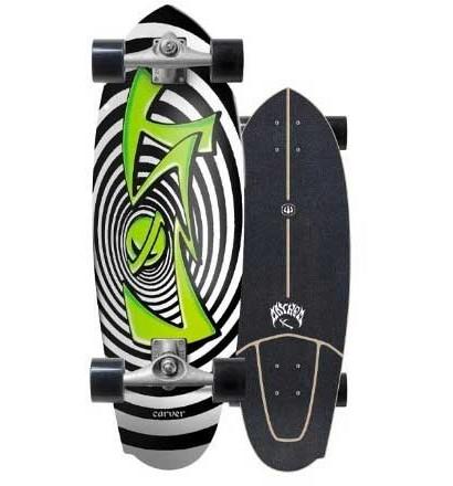 surfskate Carver Maysim 30,5'' Cx