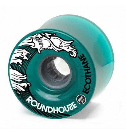 Carver Roundhouse Eco-Concave wheels 69mm